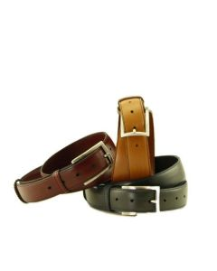 Petrie Belt in choice of leathers